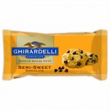 [Ghirardelli] Chips Semi Sweet Chocolate