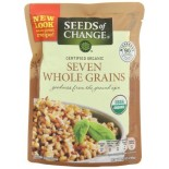 [Seeds Of Change] Ready To Heat Rice Tigris - Seven Grain Medley  At least 95% Organic