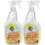 [Earth Friendly Products] Non-Toxic Household Cleaning Products All Purpose, Orange + Ready To Use