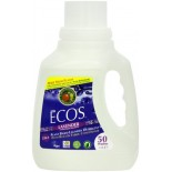 [Earth Friendly Products] All Natural/Biodegradable Laundry Products ECOS Lavender Ultra Liquid
