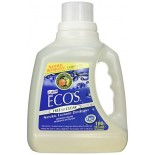 [Earth Friendly Products] All Natural/Biodegradable Laundry Products ECOS Free & Clear Liquid