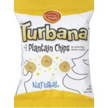 [Turbana] Plantain Chips Natural