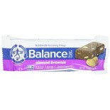 [Balance Bar Company] Nutrition Bars Almond Brownie