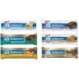 [Balance Bar Company] Nutrition Bars Peanut Butter