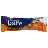 [Balance Bar Company] Balance Bare Bars Sea Salt Caramel Nut