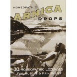 [Historical Remedies] Homeopathic Lozenges Arnica Drops, Citrus