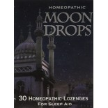 [Historical Remedies] Homeopathic Lozenges Moon Drops, Vanilla