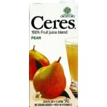 [Ceres] 100% Pure Fruit Juice Pear