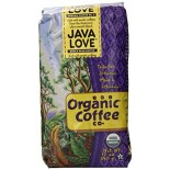 [Organic Coffee Co.] Premium Roast Coffee Beans Java Love  At least 95% Organic