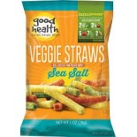 [Good Health]  Veggie Straws, Sea Salt