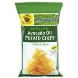 [Good Health] Kettle Avocado Oil Potato Chips Chilean Lime