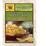 [Good Health] Kettle Olive Oil Potato Chips Sea Salt & Vinegar,Gluten Free