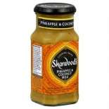 [Sharwood] Indian Food Condiments & Cooking Sauces Cooking Sauce, Pineapple Coconut
