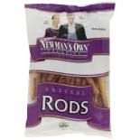 [Newman`S Own Organics] Pretzels Rods, Salted  At least 95% Organic