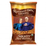[Newman`S Own Organics] Pretzels Mighty Minis  At least 95% Organic