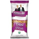 [Newman`S Own Organics] Pretzels Thin Stick  At least 95% Organic