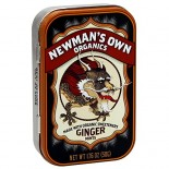 [Newman`S Own Organics] Mints Ginger  At least 70% Organic