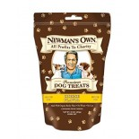 [Newman`S Own Organics] Dog Treats Cheese, Medium  At least 70% Organic