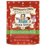 [Newman`S Own Organics] Dog Treats Pet Training Treats Chicken & Veg  At least 70% Organic