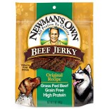 [Newman`S Own Organics] Dog Treats Beef Jerky, Original