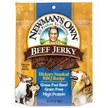 [Newman`S Own Organics] Dog Treats Beef Jerky, Hickory Smoked BBQ