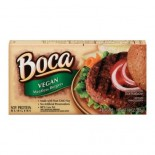 [Boca Burger Organic/Natural] Made w/ Non-GM Soy Vegan Original