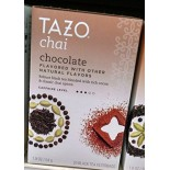 [Tazo] Black Tea Filterbags Chai, Chocolate