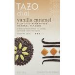 [Tazo] Black Tea Filterbags Chai, Vanilla Caramel