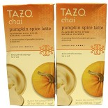 [Tazo] Tea Latte Concentrates Pumpkin Spice Chai