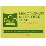[Nubian Heritage] Bar Soap Lemongrass & Tea Tree