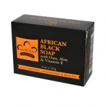 [Nubian Heritage] Bar Soap African Black with Aloe