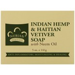 [Nubian Heritage] Bar Soap Indian Hemp