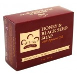 [Nubian Heritage] Bar Soap Honey & Black Seed