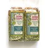 [Sierra Soups] All Natural Vegetarian Soup Mix Fresno Fog, Split Pea Soup