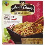 [Annie Chun`S] Noodle Bowls Korean Sweet Chili