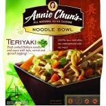 [Annie Chun`S] Noodle Bowls Teriyaki