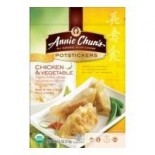[Annie Chun`S] Potstickers Chicken & Vegetable  At least 95% Organic
