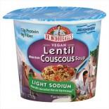 [Dr. Mcdougall`S] Light Sodium Soup Cups Lentil Couscous