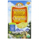 [Dr. Mcdougall`S] Organic Light Boxed Oatmeals Original  At least 95% Organic