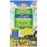 [Dr. Mcdougall`S] Organic Light Boxed Oatmeals Apple Cinnamon  At least 95% Organic