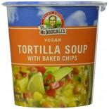 [Dr. Mcdougall`S] Big Cup Soups Tortilla