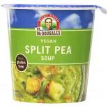 [Dr. Mcdougall`S] Big Cup Soups Split Pea w/ Barley