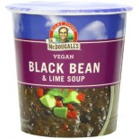 [Dr. Mcdougall`S] Big Cup Soups Black Bean & Lime