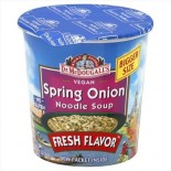 [Dr. Mcdougall`S] Big Cup Soups Spring Onion Noodle, GF