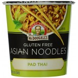 [Dr. Mcdougall`S] Asian Entrees Pad Thai Noodles, Gluten Free