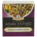 [Dr. Mcdougall`S] Asian Entrees Masala Lentil Pilaf, Gluten Free