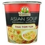 [Dr. Mcdougall`S] Big Cup Soups Rice Noodle, Thai