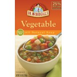 [Dr. Mcdougall`S] Ready To Serve Aseptic Soups Vegetable