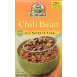 [Dr. Mcdougall`S] Ready To Serve Aseptic Soups Quick Meal, Chili Bean