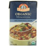 [Dr. Mcdougall`S] Ready To Serve Aseptic Soups Minestrone  At least 95% Organic